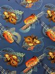 CARS LIGHTNING MCQUEEN MATER - Fabric - 100% Cotton - Price Per Metre